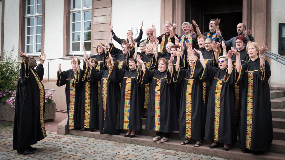 Concert Gospel Freedom Voices