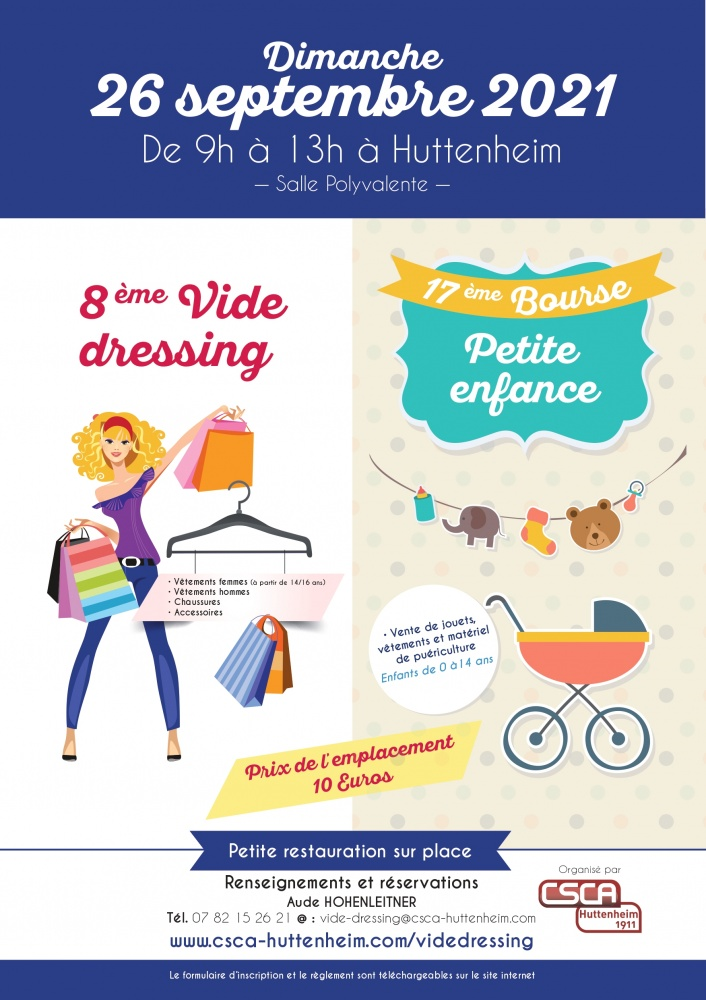 Bourse Petite Enfance / Vide-Dressing
