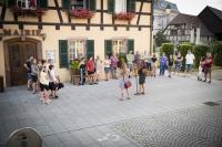 Le Ried au pas des villageois Baldenheim