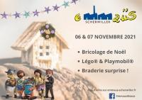 Grande vente LEGO®& PLAYMOBIL®, BRICOLAGES DE NOËL, BRADERIE SURPRISE